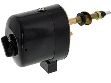 Motor de limpiaparabrisas 12V 105° Universal