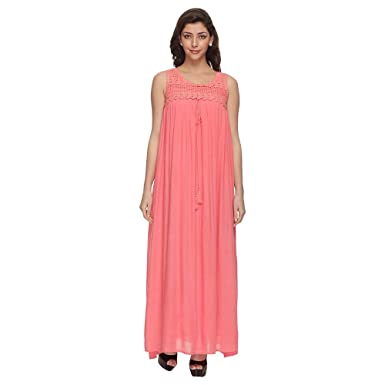 Haute curry maxi dress