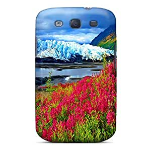 New Snap-on LittleNiccy Skin Case Cover Compatible With Galaxy S3- Spring Mountain