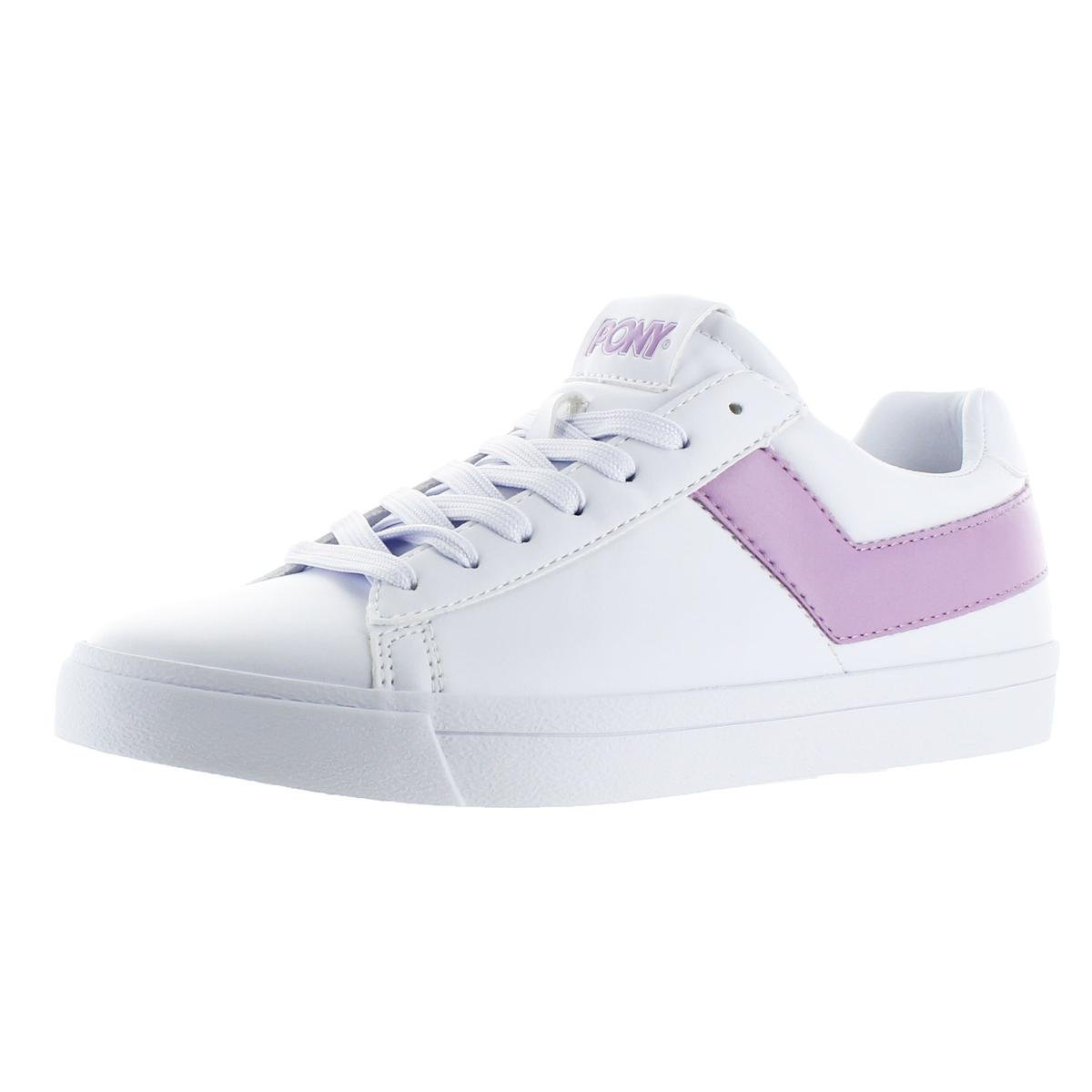 Pony Top Star Core Women's Retro Fashion Sneaker Shoes B07CR4WFYZ 7.5 M US|White/Orchid