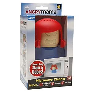 1 pack Angry Mama Microwave Cleaner 5.25 oz