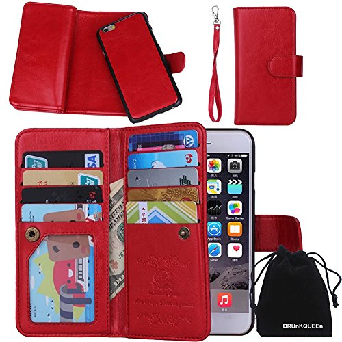 iPhone 6 Plus & iPhone 6s Plus Case, Card Holder Case iPhone6 Plus & iPhone6s Plus (5.5