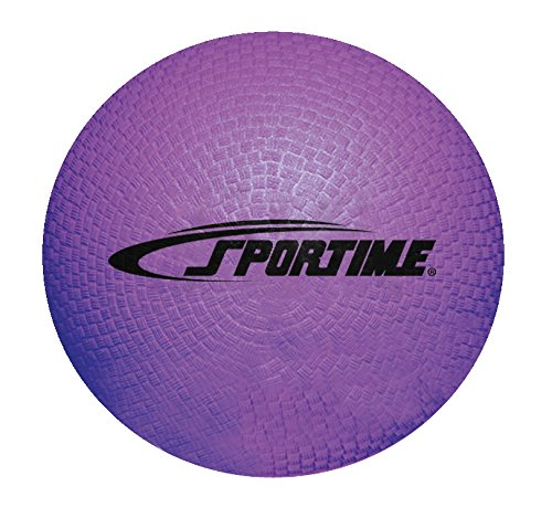 Violet Ball (Sportime Playground Ball, 8-1/2 Inches, Violet)