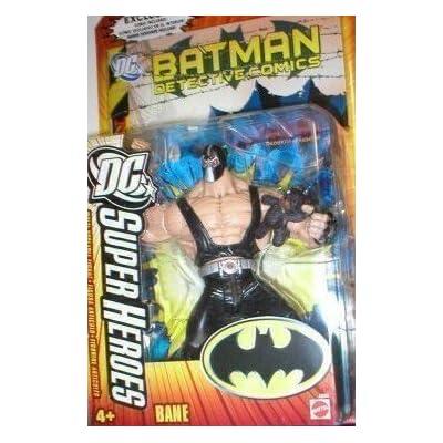 DC Super Heroes Bane (Teddy Bear Variant) Universe Select Sculpt: Toys & Games