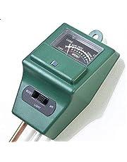 جهاز قياس درجة الرطوبة والحموضة والضوء للتربة والنباتات
