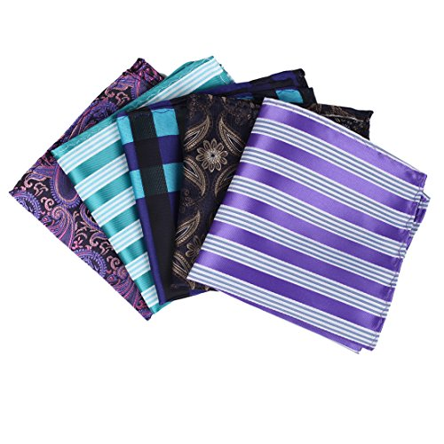 (Dan Smith DEIF0022 Multicolored Internet Gift Handkerchief Microfiber)