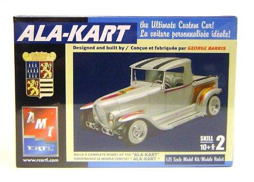 (Ala-kart George Barris Designed Custom Car Model)