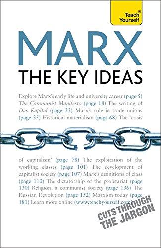 Read Online Marx - The Key Ideas: Teach Yourself ebook