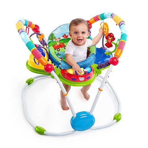 Baby Einstein Neighborhood Friends Activity Jumper with Toys