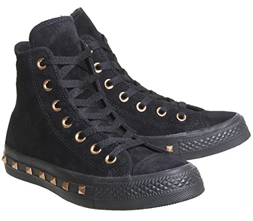 Zapatillas Chuck Unisex Stud All Taylor Converse Hi Blush Particle Black Star Beige FxBnqw