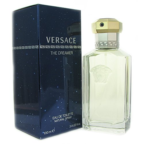 Dreamer By Versace 3.4 oz Eau De Toilette Spray for Men