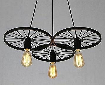 Kronleuchter Industrial ~ Gbyzhmh american retro kronleuchter industrial wind lampen