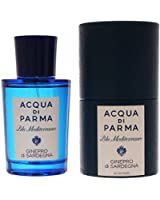 Acqua di Parma Blu Mediterraneo Ginepro di Sardegna Eau de Toilette Spray 75 ml Unisex - 75 ml