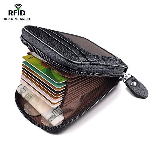 maxgear-rfid-blocking-wallet-for-men-and-women-credit-card-holder-wallet-for-travel-and-work-genuine