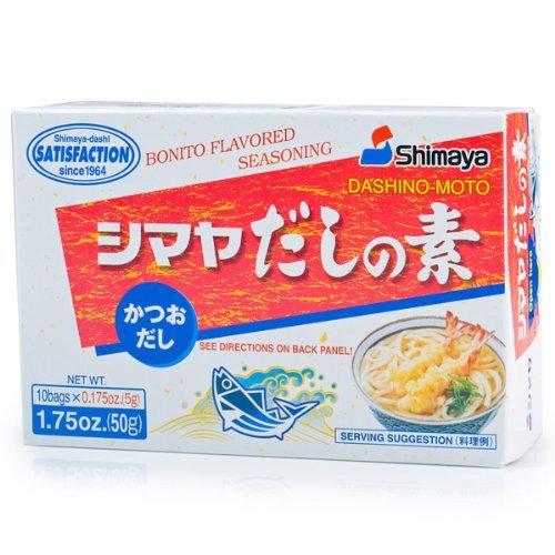 Shimaya Bonito Dashi Stock Powder, 50 g