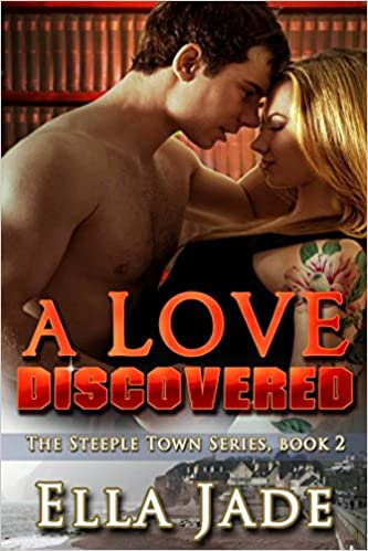Real book free download pdf A Love Discovered (The Steeple Town Series Book 2) FB2 B00KZNLGSC by Ella Jade