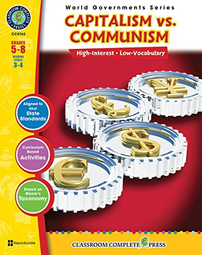 Capitalism vs. Communism Gr. 5-8 (World Governments) - Classroom Complete - Of The Mall In Nh Stores