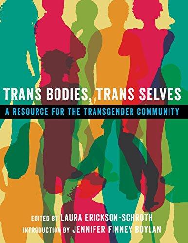 Pdf Social Sciences Trans Bodies, Trans Selves: A Resource for the Transgender Community