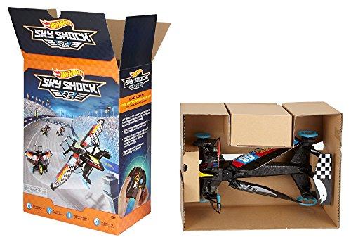 hot wheels sky shock instructions