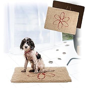 Amazon Com Walky Dog Dirty Dog Rug Microfiber Extra Thick