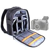 Sac de transport, à dos et de rangement pour appareils photos SLR de la gamme Canon EOS M et Panasonic Lumix DMC-GX1 KEF-K