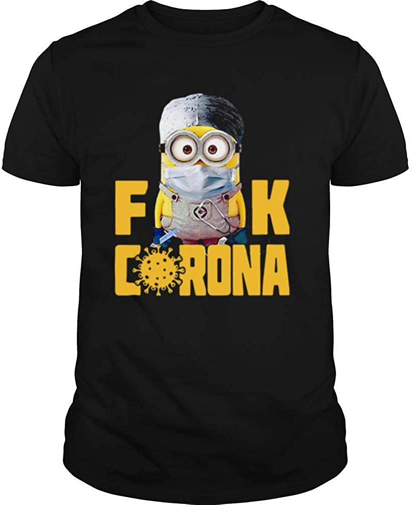 F.uck C.orona C.Ovid 19 Shirt T Shirt for Men and Woman.