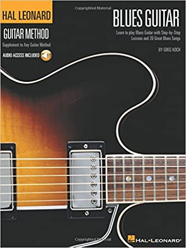 Blues Guitar Book