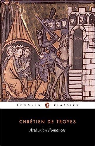 Chretien de Troyes texte