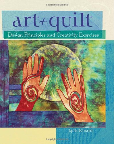 quilt art books - 3