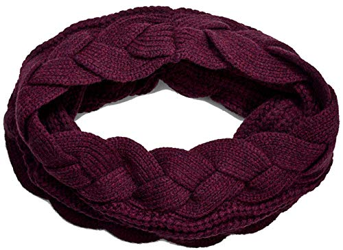 UGG Women's Braided Knit Snood Port One Size ()