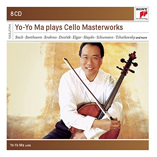 Yo-Yo Ma Plays Concertos, Sonatas An D (Classical Set)