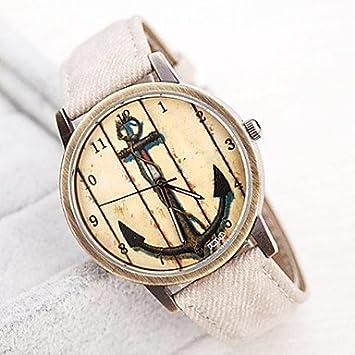 XKC-watches Relojes de Mujer, De Las Mujeres Que restaura Maneras Antiguas del Ancla