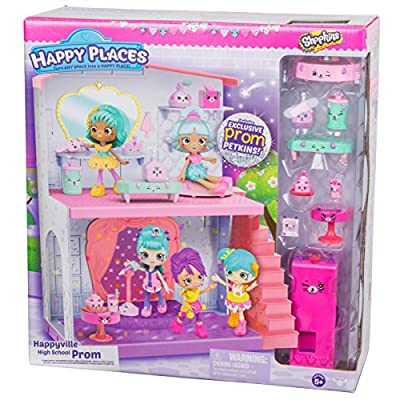 Shopkins Happy Places School Extension - Prom Night: Toys & Games