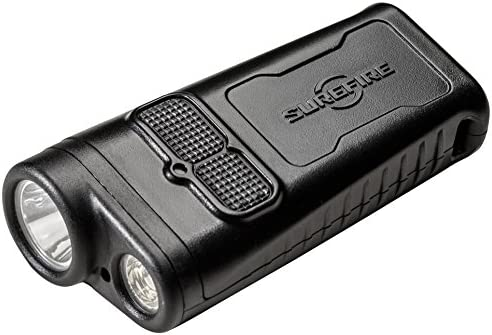 SureFire DBR Guardian Dual Beam Rechargeable Flashlight with Maxvision IntelliBeam Technology