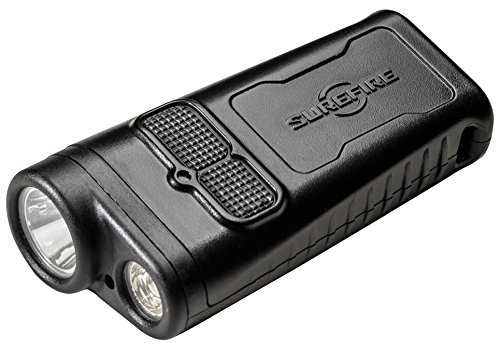 SureFire Handhelds/Rechargeable/Dbr DBR Guardian Dual Beam Rechargeable Flashlight with Maxvision & IntelliBeam Technology
