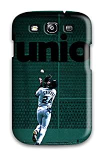 seattle mariners MLB Sports & Colleges best Samsung Galaxy S3 cases 4922934K873489234