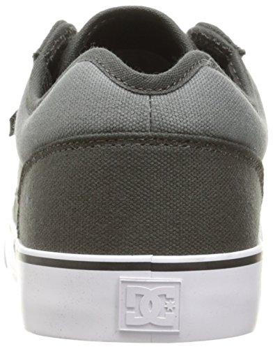 DC Herren Tonik TX Sneaker Holzkohle / kühles Grau