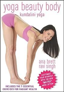 Amazon.com: Yoga Beauty Body: Ana Brett, Ravi Singh