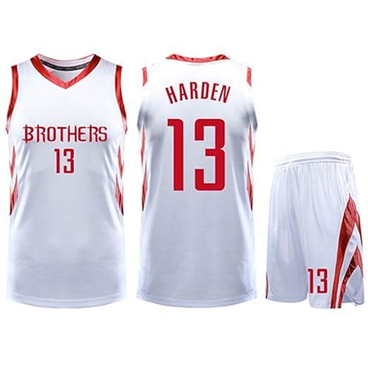 HS-QIAN1 13# James Harden Conjunto De Camiseta De Baloncesto De La ...
