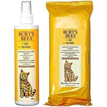 Amazon Com Burt S Bees For Cats Natural Waterless Shampoo