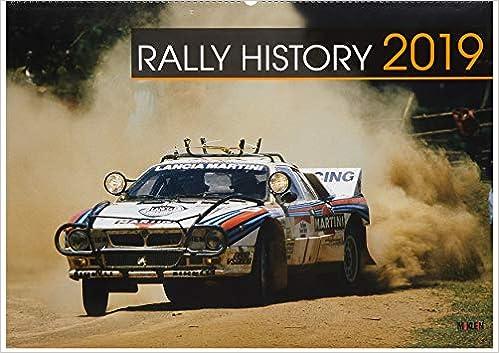 Rally History 2019: Group B / Gruppe B Special - McKlein: Amazon.es: Reinhard Klein: Libros en idiomas extranjeros