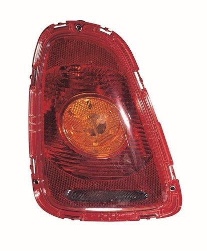 Go-Parts ª OE Replacement for 2007-2010 Mini Cooper Rear Tail Light Lamp Assembly/Lens/Cover - Left (Driver) Side 63 21 2 757 009 MC2800103 for Mini Cooper