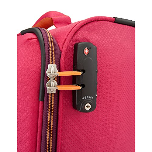 Travelite 95 Roller Liters Case Pink Travelite Liters 95 Case Pink Pink Roller apr41aq