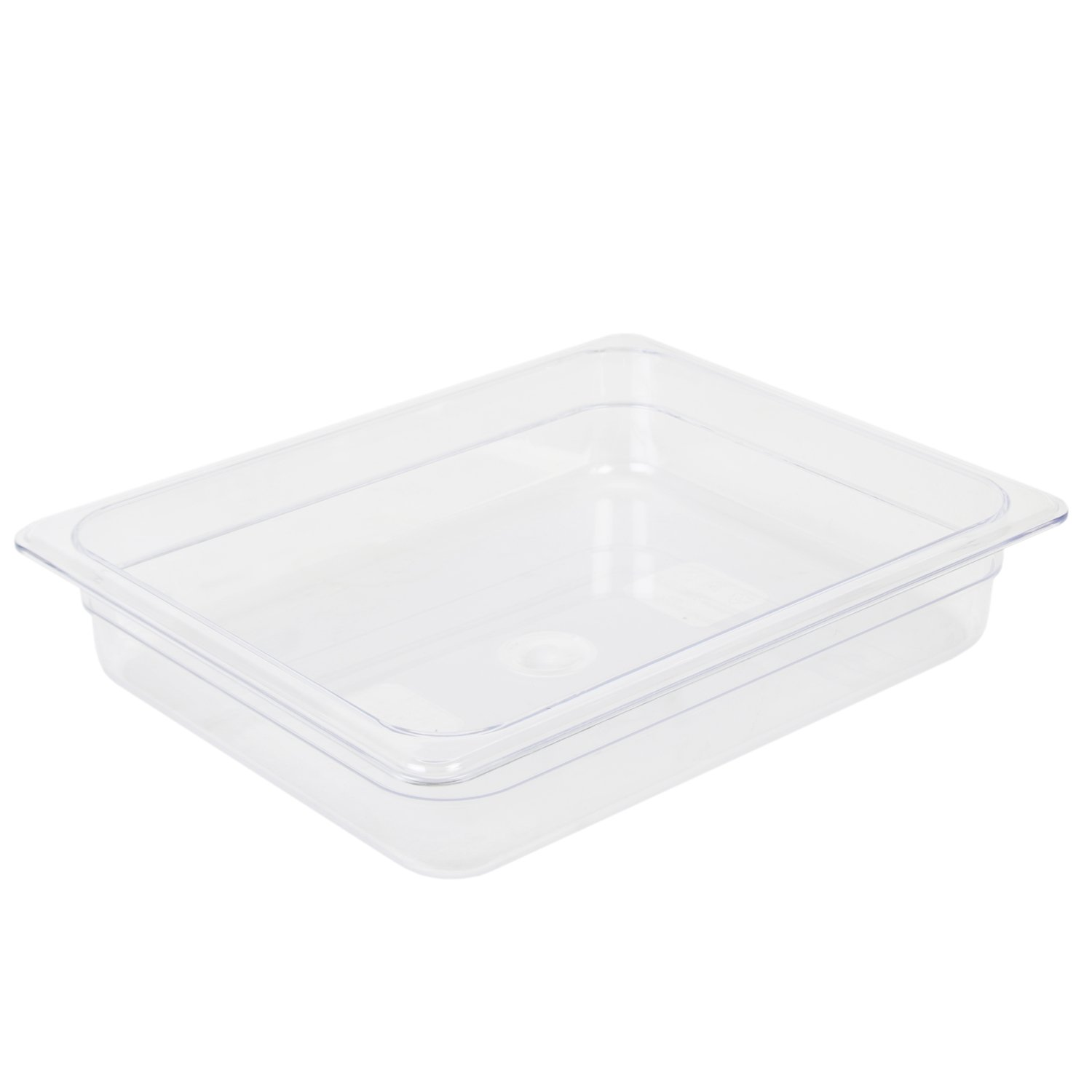Excellante 849851007000 Deep Polycarbonate Food Pan, 2.5