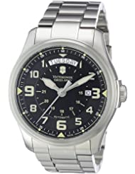 Victorinox Swiss Army Mens 241375 Infantry Vintage Day and Date Mecha Watch