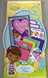 Disney Doc Mcstuffins Activity Pad and Rubbing Plates