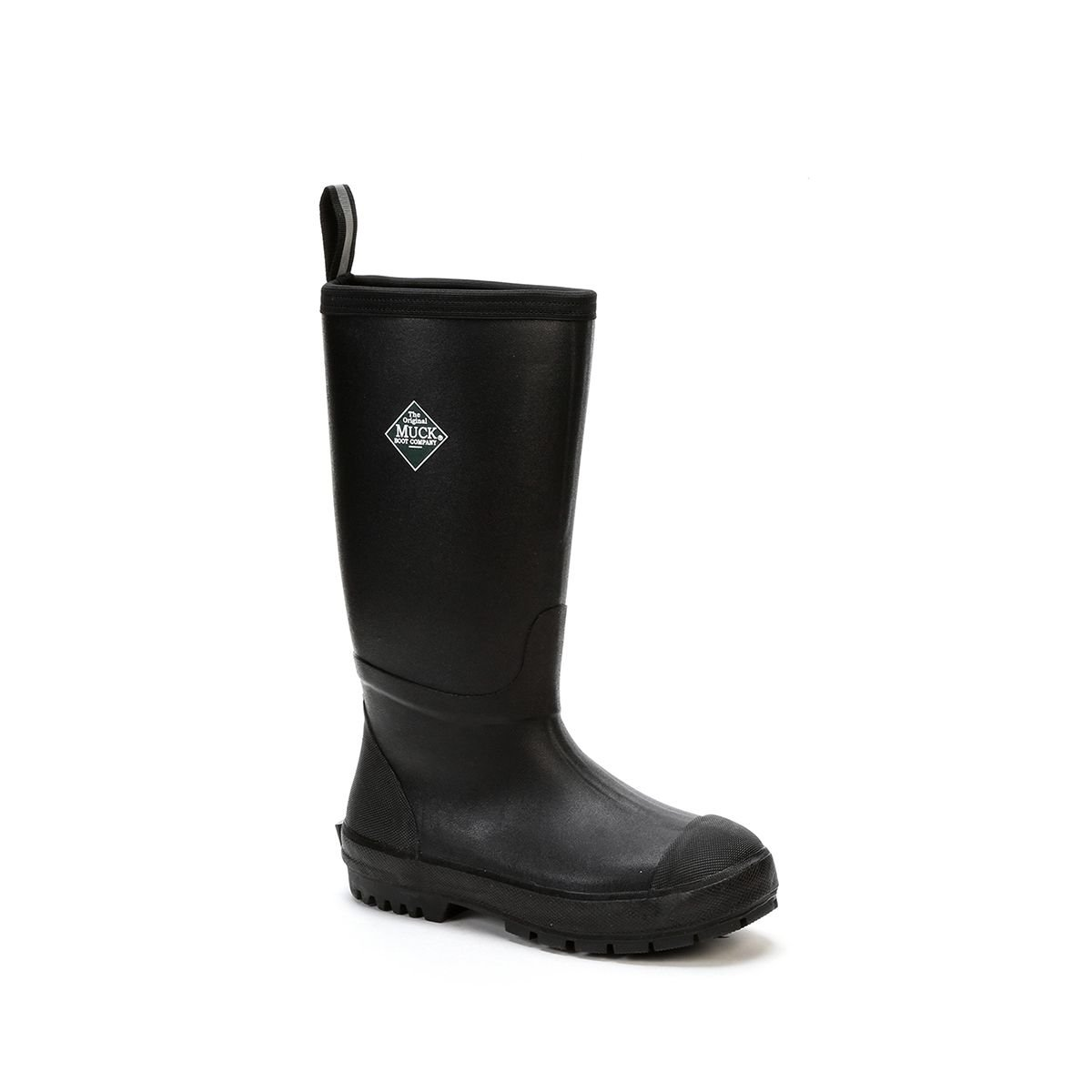 Muck Boot Men's Chore Resistant Tall Work Boot, Black, 13 M US