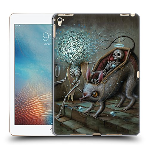 Official Jason Limon No Mans Land Skull Hard Back Case for Apple iPad Pro 9.7