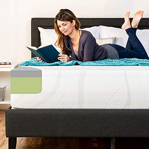 Best Choice Products 12in King Size 2-Layer Medium-Firm Mattress w/Moisture Wicking