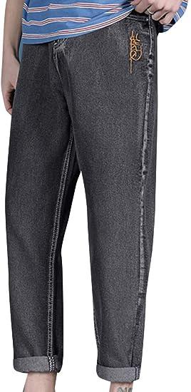 [ネルロッソ] ロングパンツ メンズ デニム ジーンズ ゆったり ボトムス ワイド ズボン チノパン 大きいサイズ 正規品 cmy24475